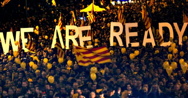 catalonia independence we are ready