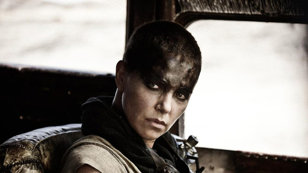 eve ensler mad max charlize theron